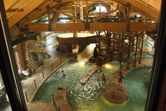 Great Wolf Lodge: Indoor water park
