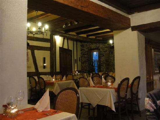 Hotel Petry: 夕食のレストラン