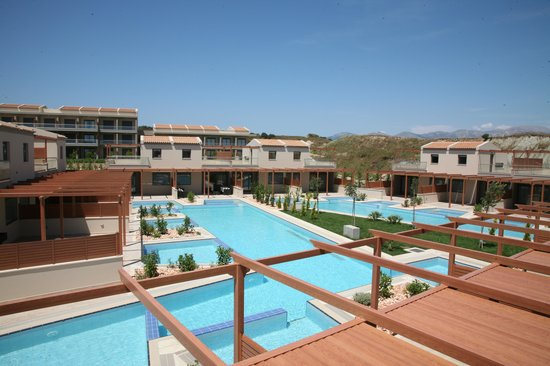 Apollonion Resort & Spa Hotel: the suites