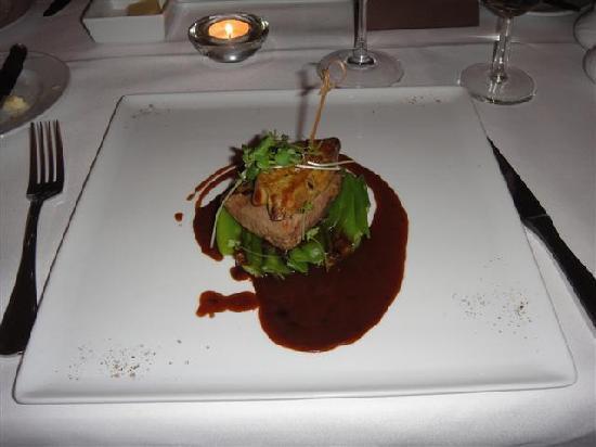 Chateau de Namur : メインのお肉