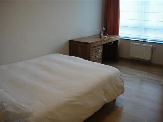 Housingbrussels: 寝室