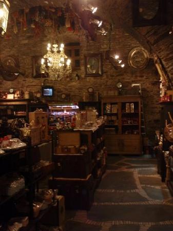 Palacio de Canedo: tienda