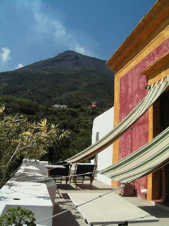 La Locanda del Barbablu : The view from our balcony