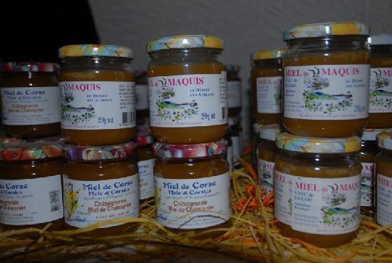A Casa di Chiara: Miel du desert des Agriate