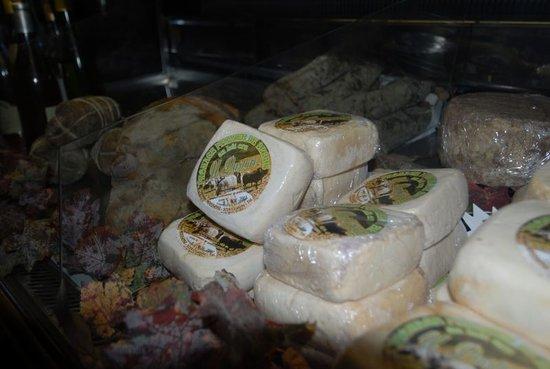 A Casa di Chiara: Fromage fermier