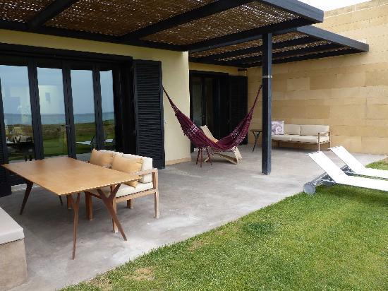 Verdura Resort : Il patio