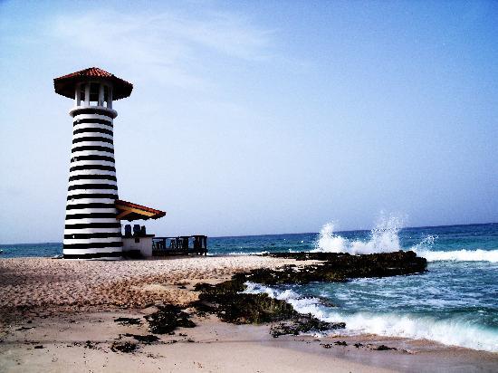 Iberostar Hacienda Dominicus: Lighthouse Bar