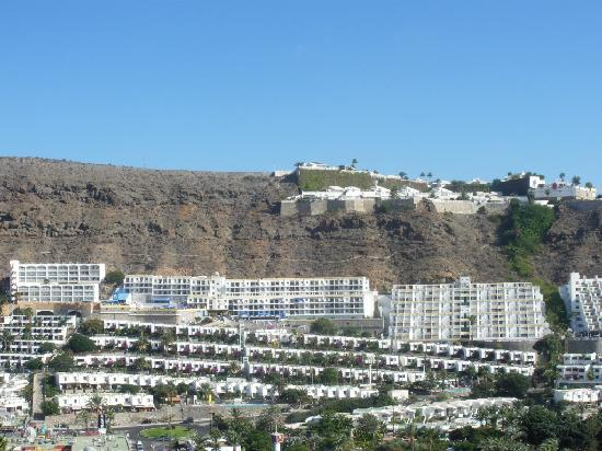 Servatur Montebello Apartments: Vistas