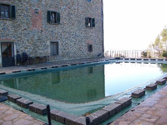 Villa Schiatti: piscina