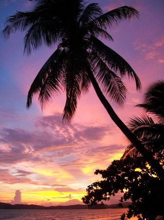 Pakasai Resort : Sunset in Ao Nang Krabi Thailand South Asia
