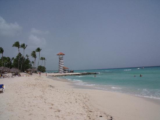 Iberostar Hacienda Dominicus: Lovely Beach