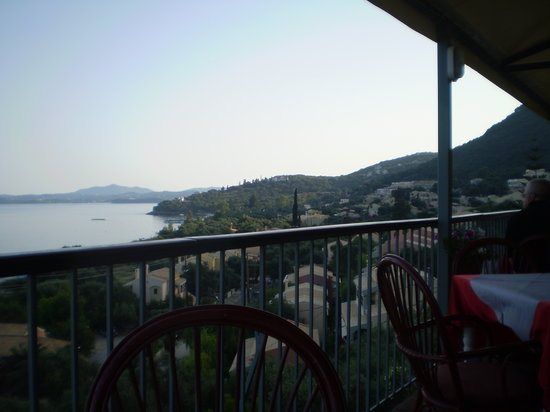 Dionysos: View from the Restaurant