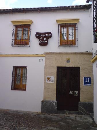 Hotel La Llave de la Jurderia: 外観