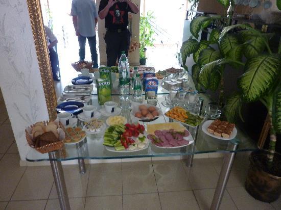 Hotel Bella Donna: Frühstück