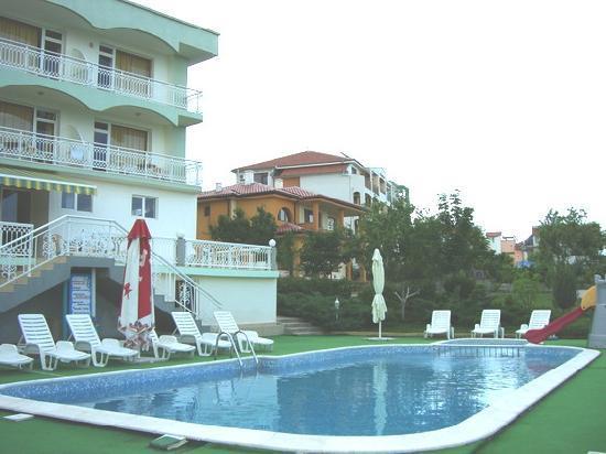 Hotel Panorama: Pool