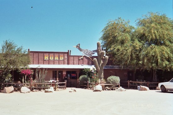 Roadrunner Steak House-Saloon