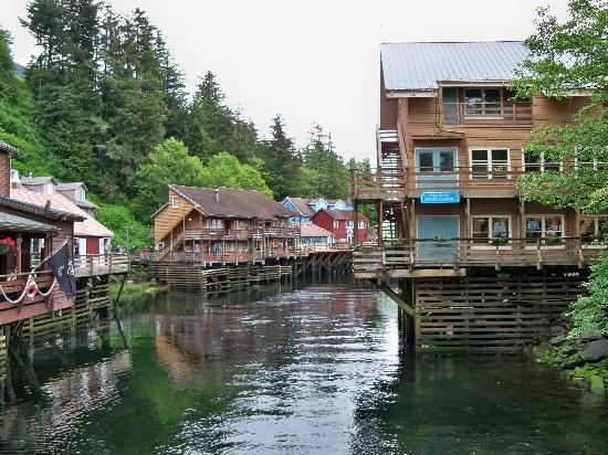 ‪‪Ketchikan‬, ‪Alaska‬: Creek Street‬