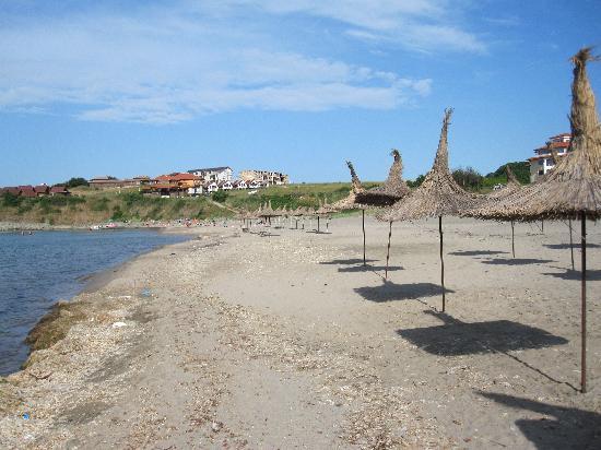 Tsarevo, Bulgarien: Stranden