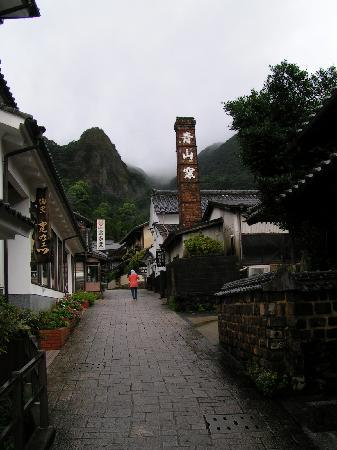 Imari Okawachiyama: Die Hauptstrasse von Okawachiyama