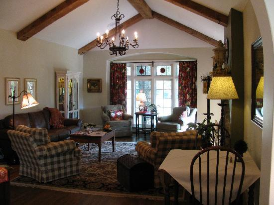 Chanticleer Inn Bed and Breakfast: Chanticleer Inn, Lookout Mountain,  GA