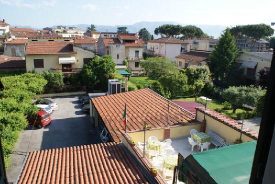 Hotel Melecchi: Dachterrasse