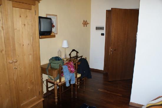 Hotel Melecchi: Zimmer Teil 2