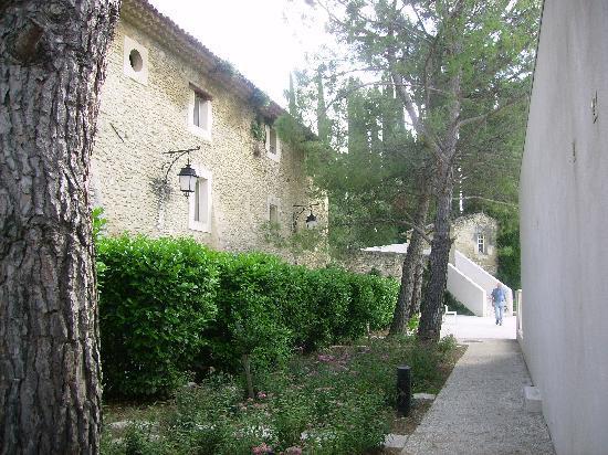 Domaine du Moulin Blanc Residence: les chambres