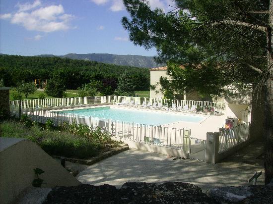 Résidence Goélia Le Domaine du Moulin Blanc : piscine
