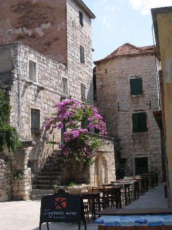 Hvar, Κροατία: Star Grad Impressionen