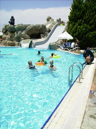 Alba Resort Hotel: fun pool