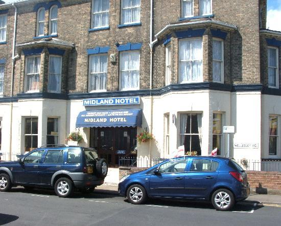 Midland : Hotel