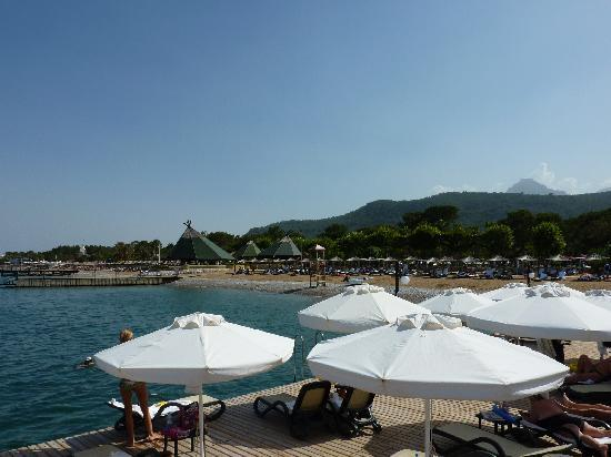 Renaissance Antalya Beach Resort & Spa: Paloma Territory