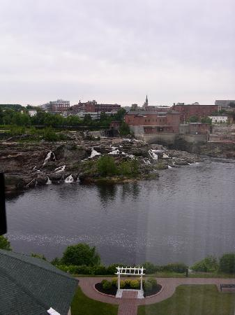 Hilton Garden Inn Auburn Riverwatch: View from room 616