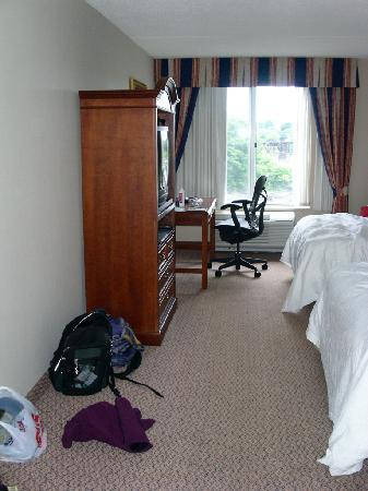 Hilton Garden Inn Auburn Riverwatch: room
