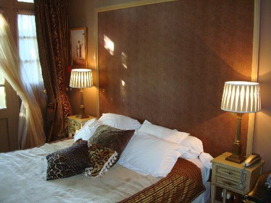 Hotel Villa Josephine: Bedroom