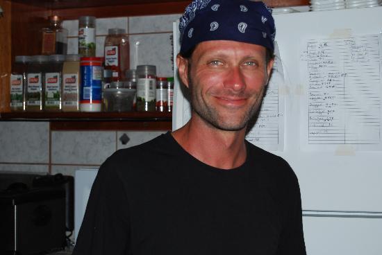 Danube: Herbert, master chef