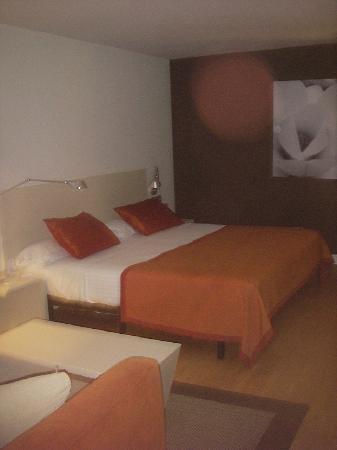 Magnolia Hotel: La chambre standard