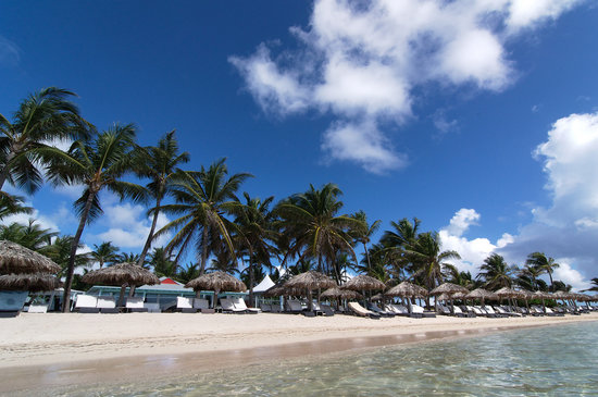 Grand Cul-de-Sac, St. Barthelemy: Beach