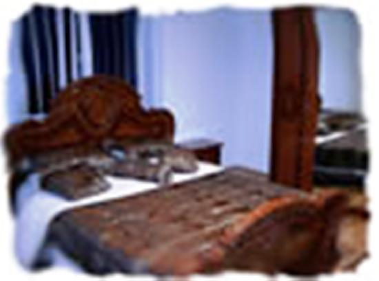 Luxor Marginea: double room