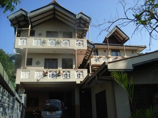 Facade of Ranthil Resort Guest House