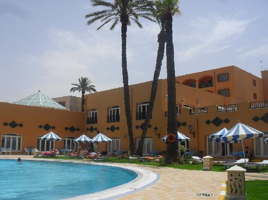 Le Marabout Hotel : More of the hotel