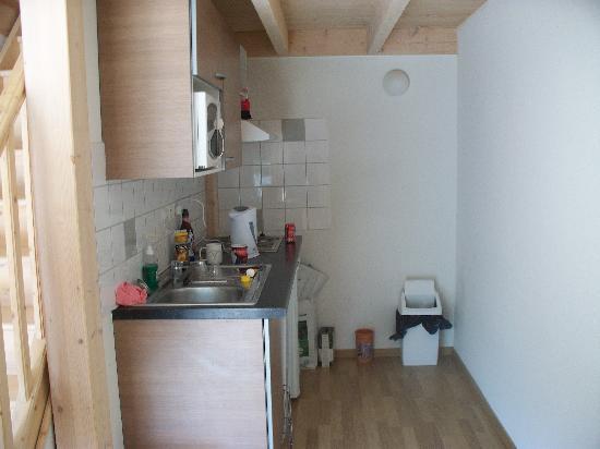 Saint-Georges-d'Oléron, France : Our apartment