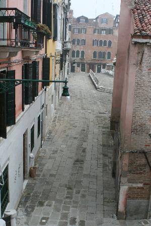 Palazzo Paruta: Vue de la ch.151 sur le Campo San Angelo