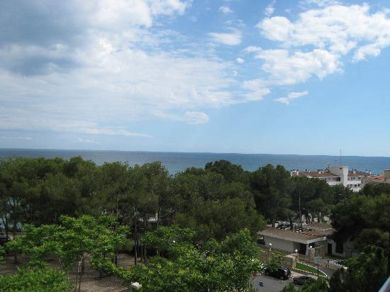 4R Playa Park: View from Balcony