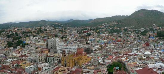 La Casa de Dona Ana: What a view!