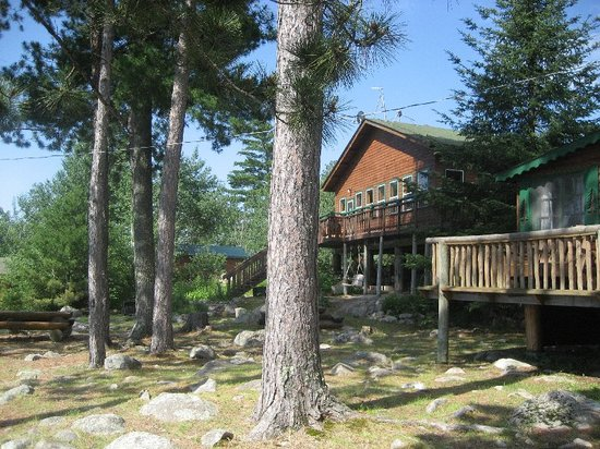 Big Lake Wilderness Lodge: The Lodge
