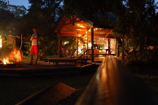 Bourail, Nueva Caledonia: Le coin feu