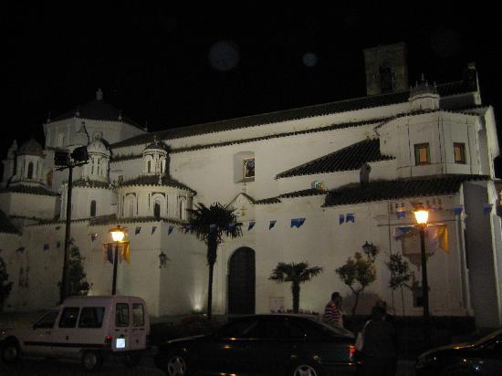 Monasterio de San Francisco: Monastery