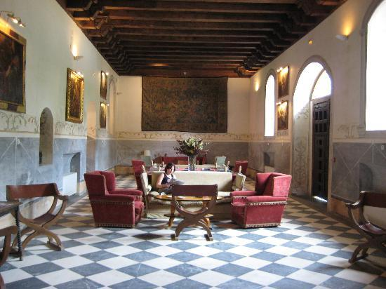 Monasterio de San Francisco: Reading Room