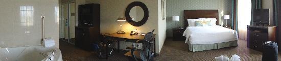 Hilton Garden Inn Toronto Airport West/Mississauga: King Evolution Whirlpool Suite